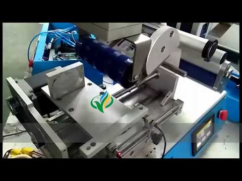 Factory customized semi auto flat labeling machines doulbe sided sticker label applicator