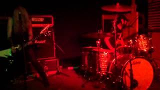 Jucifer 3 (Live at Roham Bár, Budapest, Hungary, 2012.05.20)