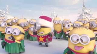 Миньоны: Рождественнская песня (MINIONS Christmas Song)
