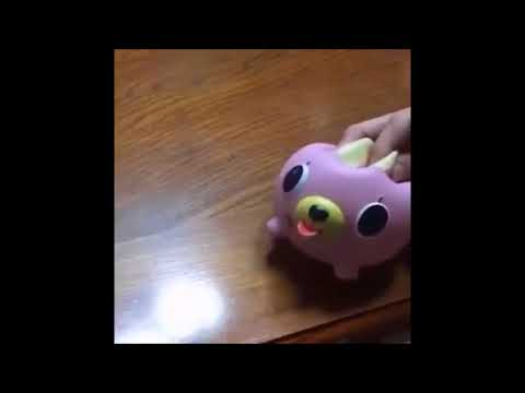 pink dog toy remix (Trending Now)