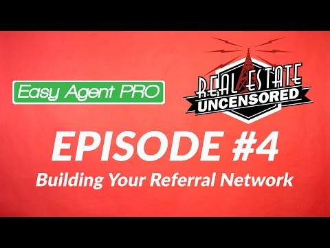 How To Build Your Referral Network In Real Estate