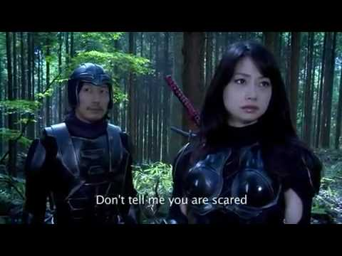 Random Movie Pick - Alien vs Ninja Trailer - English Subs YouTube Trailer