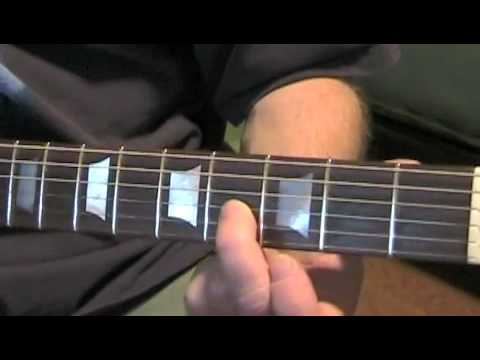 Act Naturally Beatles guitar lesson solo