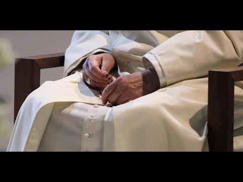 Citas con el Papa para rezar y frenar el Coronavirus
