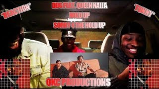 DDG Feat. Queen Naija - Hold Up - Sorry 4 The Hold Up EP - Reaction - Read The Description