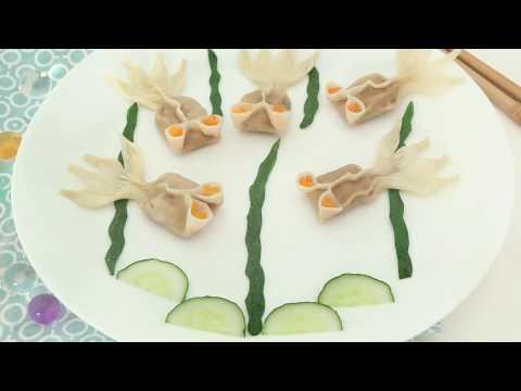 [Cook China] Sam Sun Goldfish Steamed Dumpling 71