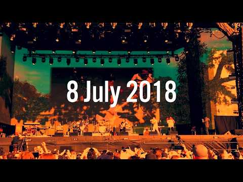 Carlos Santana, Hyde Park, London, July 8, 2018, Complete show