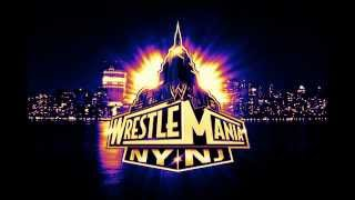 "WRESTLEMANIA 29 THEME SONG  ""BONES"""