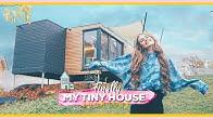 ROOMTOUR : ich zeige euch mein neues ZUHAUSE / Tiny house