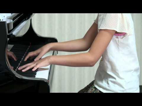 ユリーカ / スキマスイッチ (ピアノ・ソロ)