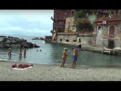 Napoli - Estate in Città, bagno gratis a Posillipo (17.08.16)