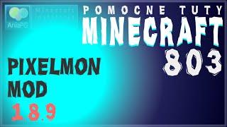 Pixelmon Mod 1.8.9 - Jak zainstalować mody - PL Instalacja moda do Minecraft 1.8.9