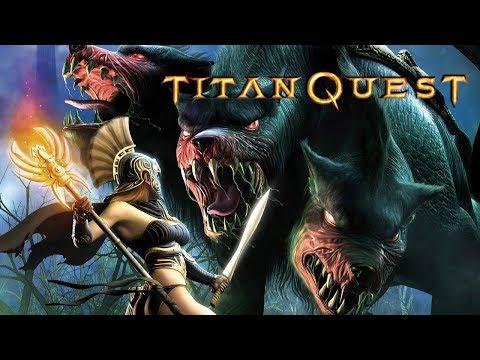 Titan Quest Прорицатель(Soothsayer) #2 В поисках наручей горгон