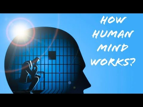 How the human mind works|| Explained in details|| Human mindset and Human mind power