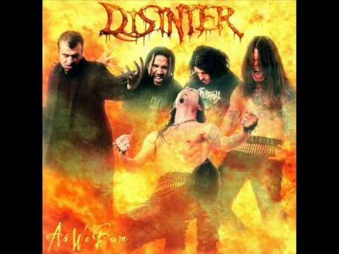 Disinter - Black Seas Of Infinity - As We Burn 2004