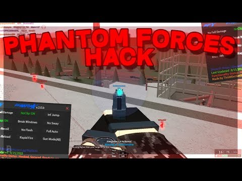 Roblox Phantom Forces Esp Hack