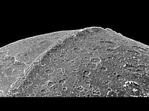 Proof The MOON Is A Hollow Artificial Satellite? 1/15/17