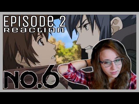 No.6 - Episode 2 Reaction