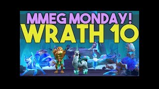 MMEG MONDAY: Wrath 10 AUTO Team Building in Might and Magic Elemental Guardians!