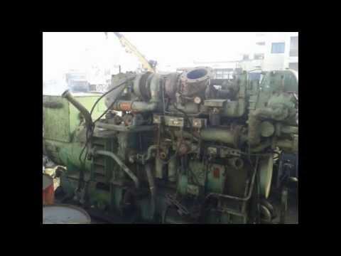 Yanmar S 165 L EN Marine Diesel Engine