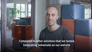 Solvemate Case Study: Formlabs