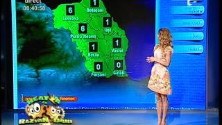 Vremea cu Flavia Mihăşan  16/12/2014