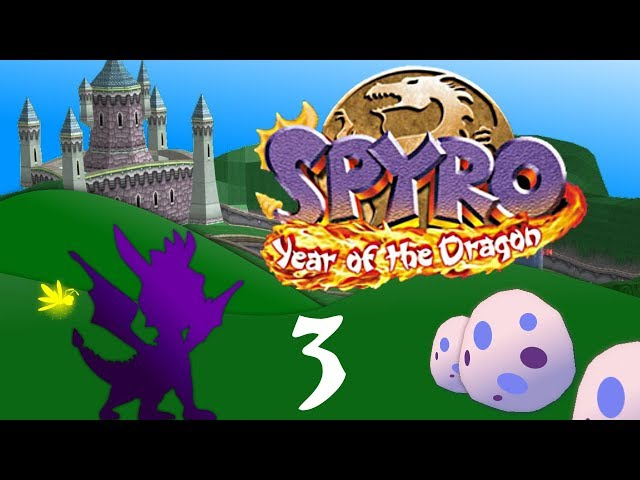 🎮 Spyro : Year of the Dragon | Episode 3| Let's play FR