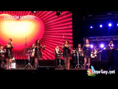CORAZÓN SERRANO - 38 Feria Del Hogar (Parte 1)