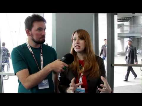 Wondercon 2012: Jessica Mills Interview