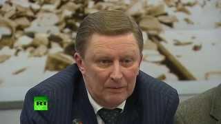 Иванов: Шанс прекратить гражданскую войну на Украине еще есть