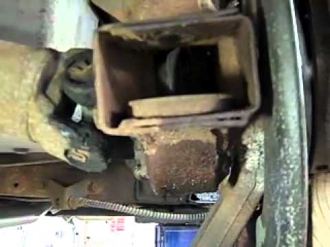 Part 2 - Video Instructions to Remove Trailing Arms from C2 and C3 Corvettes
