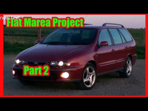 Fiat Marea Restoration Project -part 2
