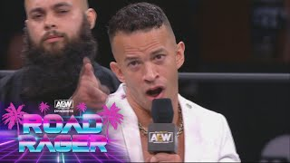 Brian Cage is Hell Bent on Getting His Hands on Ricky Starks | AEW Dynamite: Road Rager, 7/7/21