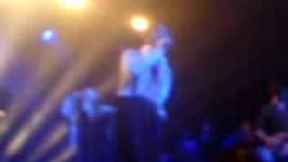 Babyshambles Fuck Forever live glasgow barrowland 13/2/08