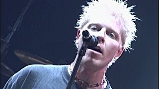 The Offspring - Pretty Fly (For A White Guy) 1998 Live Video HQ