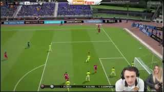 Fifa 2015 gameplay pc hd *1080* - Episode 5