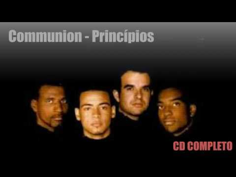 Communion  - Princípios- CD COMPLETO