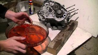 Remontage moteur am6 #2 L'embrayage
