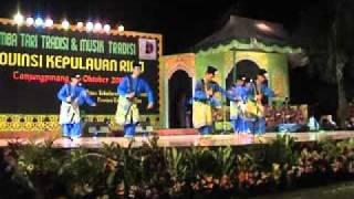 Tari Melayu Kepulauan Riau-Zapin Pulau Penyengat