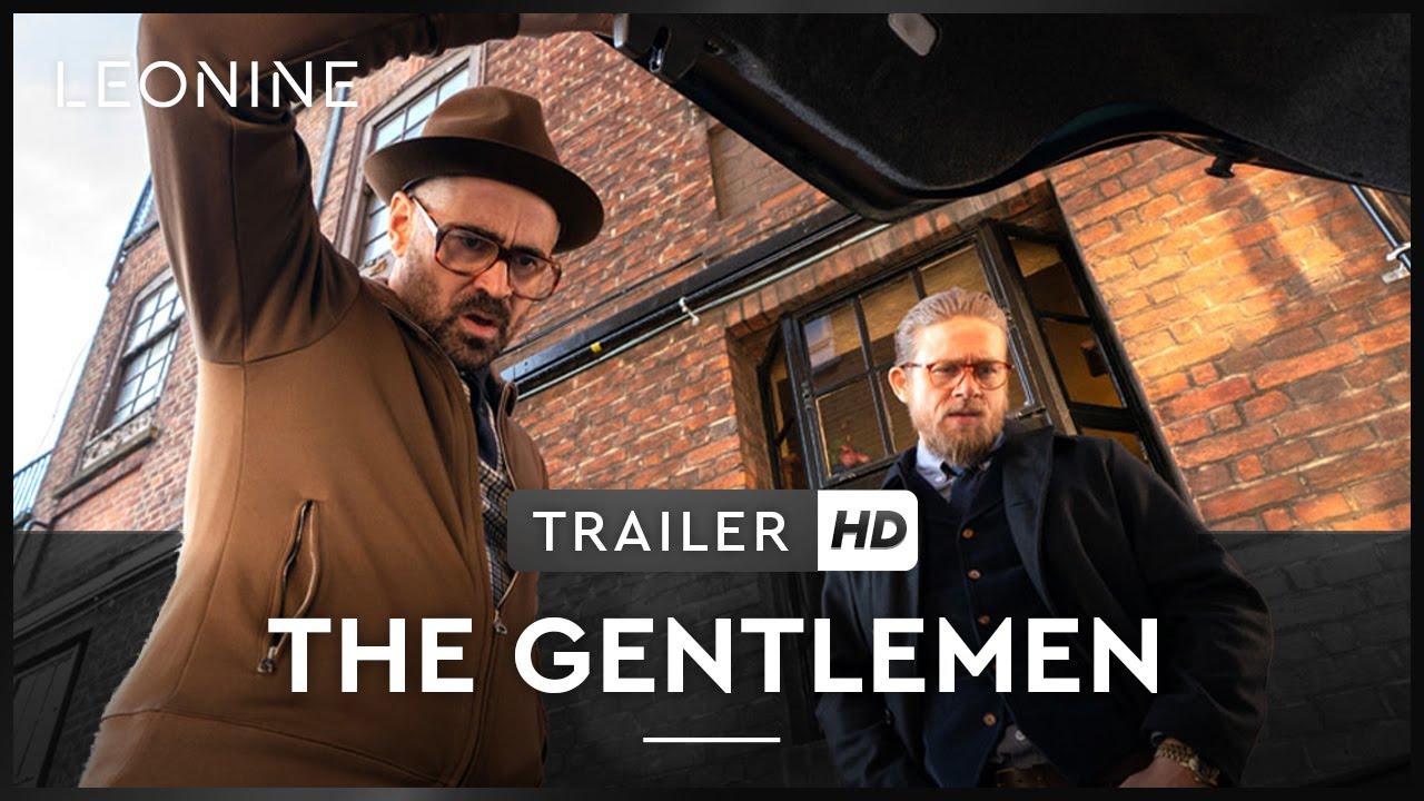 The Gentlemen - Trailer (deutsch/german; FSK 12)
