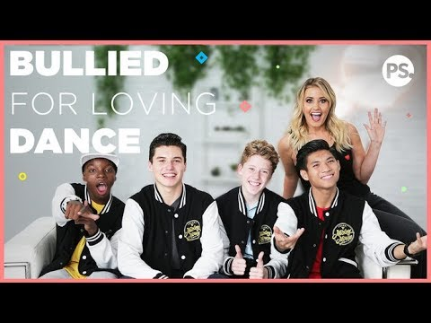 The Club Mickey Mouse Boys on Being Bullied For Loving Dance | Pretty Unfiltered