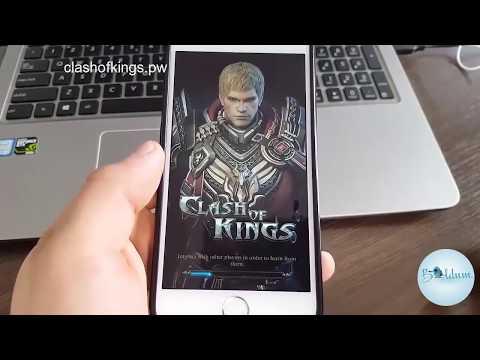 Clash Of Kings Hilesi   Sınırsız Altın Ağaç Yiyecek  2018 Android IOS Çevrimiçi Jeneratör