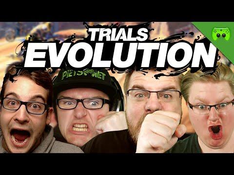 SCHREISPIEL 🎮 Trials Evolution #6