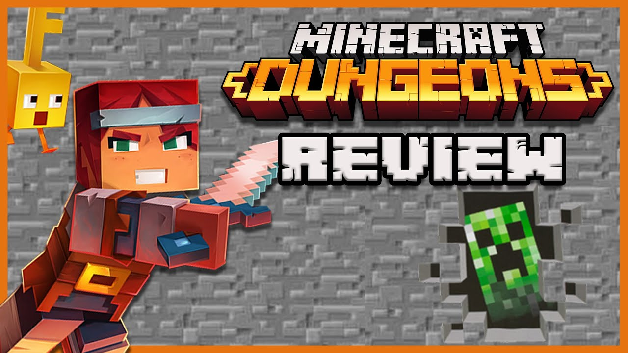 Minecraft Dungeons review: a Diablo-like that's just deep enough