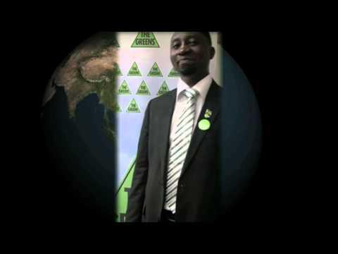 Frank Habineza Invites you to the 3rd Global Greens Congress in DAKAR