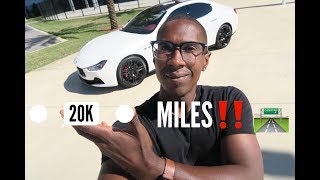 20,000 Mile Maserati Ghibli Ownership Review