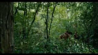 Apocalypto jaguar vrs jaguar paw