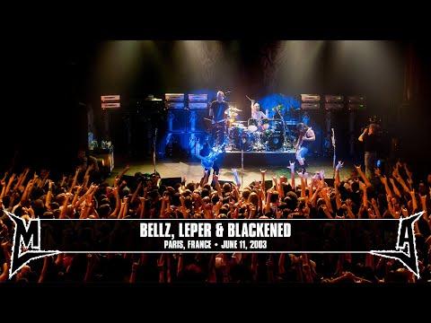 Metallica: Bellz, Leper & Blackened (MetOnTour - Paris, France - 2003) Thumbnail image