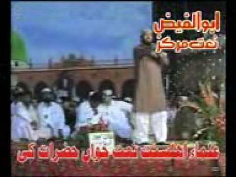 naqabat alhaaj iftkhar rizvi from shahkot---angery on mehfil organizers--Part-3