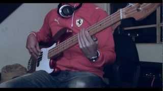 Los Tetas - Funky Life (Bass Cover)